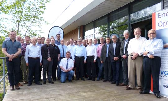 Gruppenbild Teilnehmer der 24. Fachtagung am 5. Mai 2016