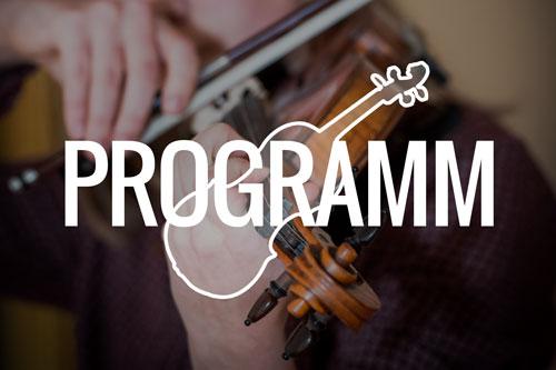 Konzertprogramm des Marschner Festivals in Hinterzarten