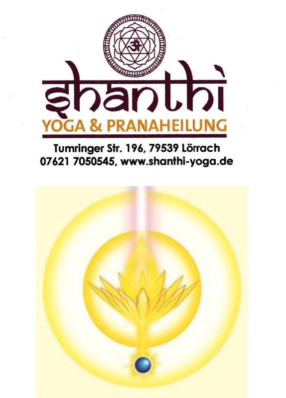 Shanthi Yoga & Pranaheilung Lörrach Beate Löffler-Simha und Naresh Simha