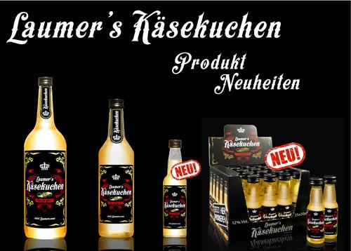 Laumer's Käsekuchenlikör kaufen bei Lotto Hümmer in Hallstadt