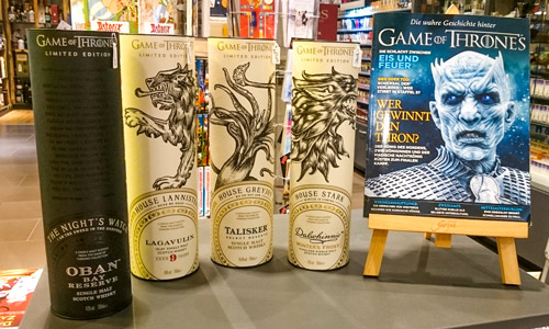 Game of Thrones Whisky Limited Edition