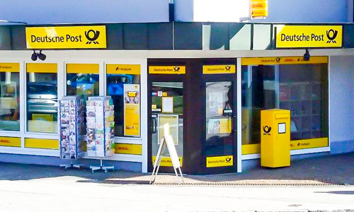 Postfiliale Laufenburg - Postbankservice und DHL