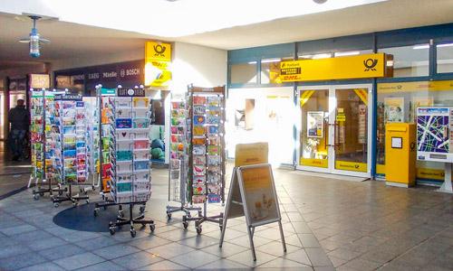 Postfiliale Schopfheim - Postbankservice und DHL