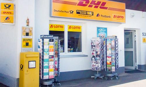Postfiliale Wehr - Postbankservice und Lotto